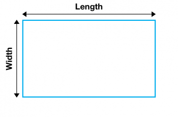 How To Calculate Area of a Rectangle.