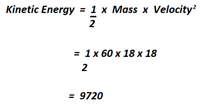 How to Calculate Kinetic Energy.