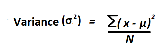 How to Calculate Variance.