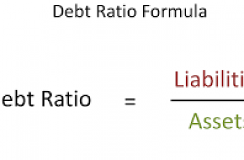 How to Calculate Debt Ratio.