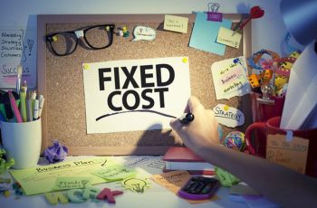 Calculate Fixed Cost.