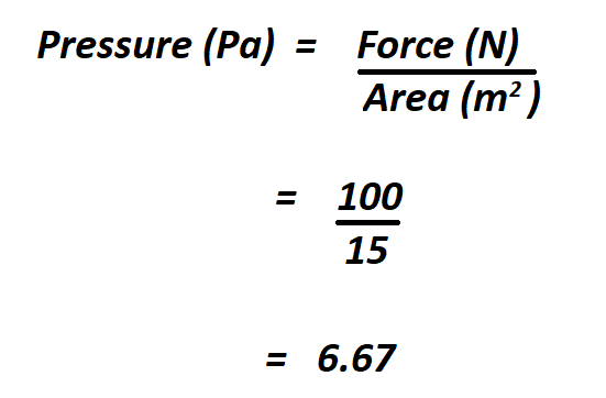 How to Calculate Pressure.