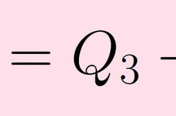 Calculate Interquartile Range.