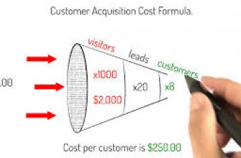 Calculate Customer Acquisition Cost.
