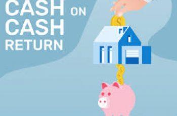 Calculate Cash on Cash Return.