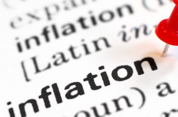 Calculate Inflation Rate.