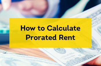 Calculate Prorated Rent.