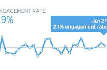 Calculate Engagement Rate.
