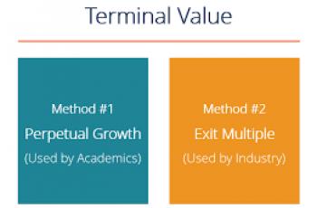 Calculate Terminal Value.