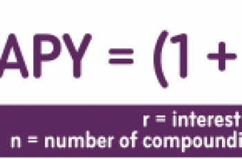 How to Calculate APY.