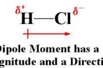 Calculate Dipole Moment.