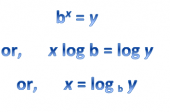 How to Calculate Log.