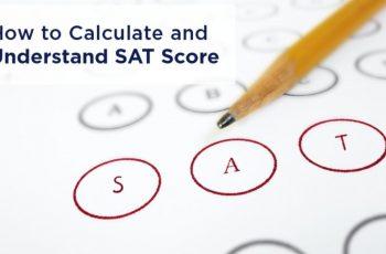 Calculate SAT Score.