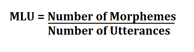 How to Calculate MLU.