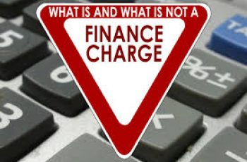 Calculate Finance Charge.