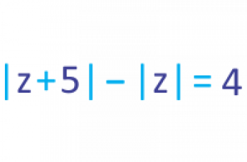 How to Calculate Modulus.