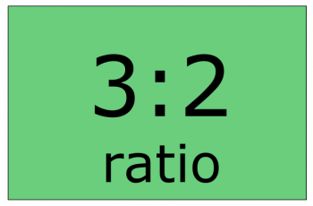 Convert Fractions to Ratios.